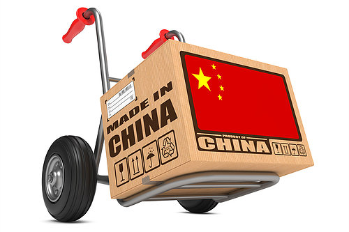 New China Tariff List - Cover Image