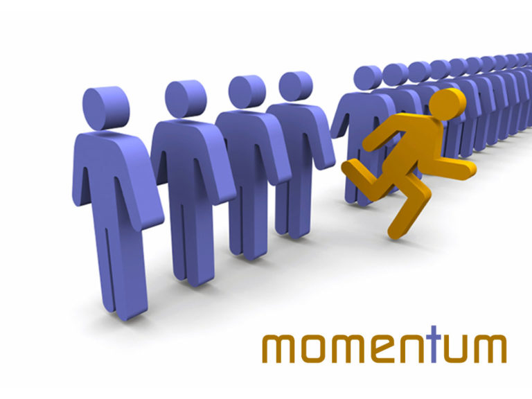 Momentum Matters Most - Cover Image